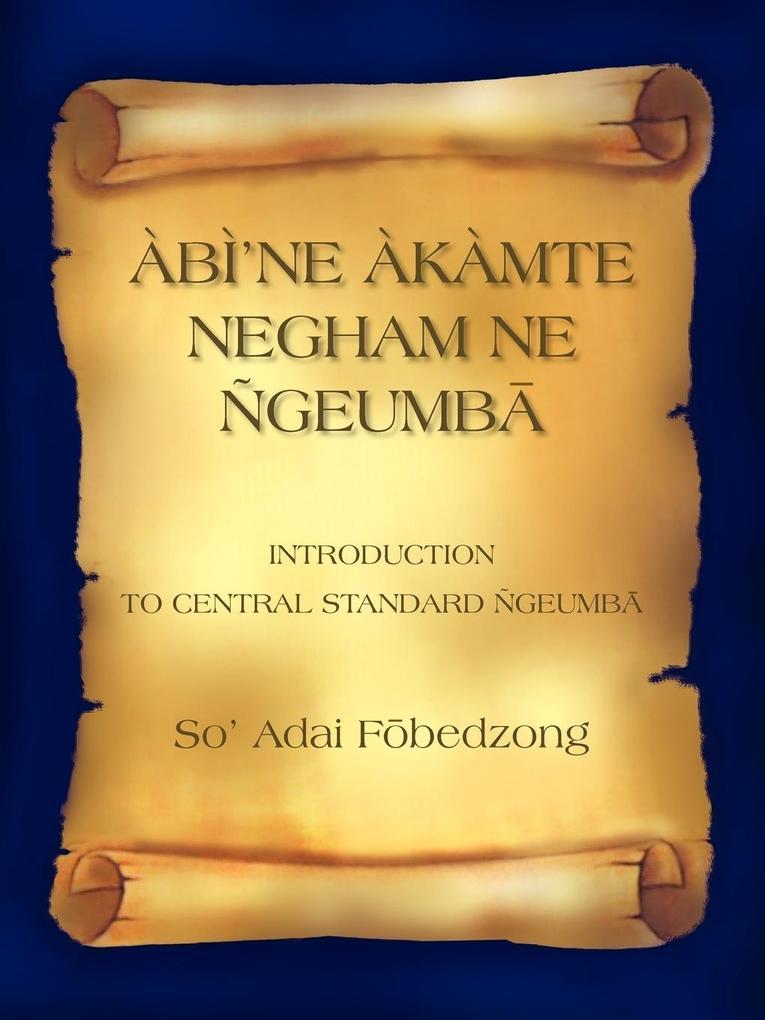B'Ne Kmte Negham Ne Geumba als Taschenbuch