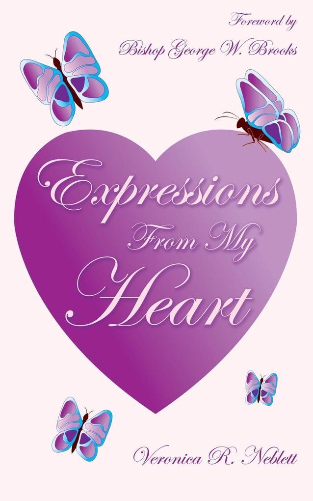 Expressions from My Heart als Taschenbuch