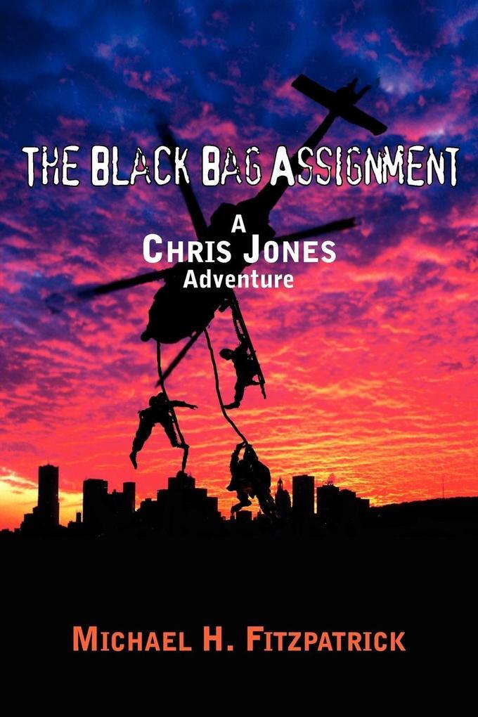 The Black Bag Assignment als Taschenbuch