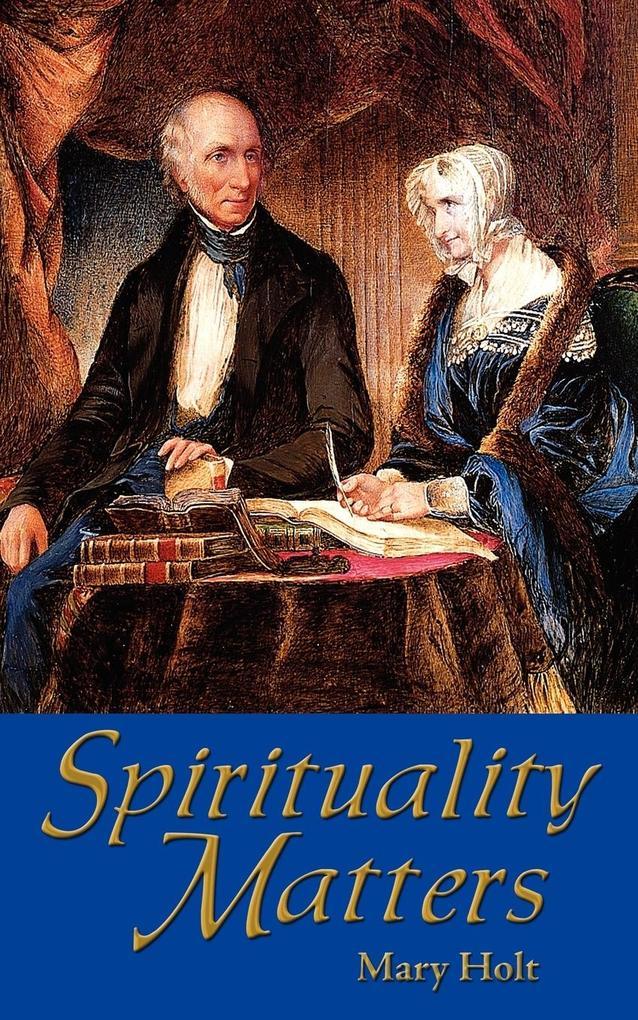 Spirituality Matters als Taschenbuch
