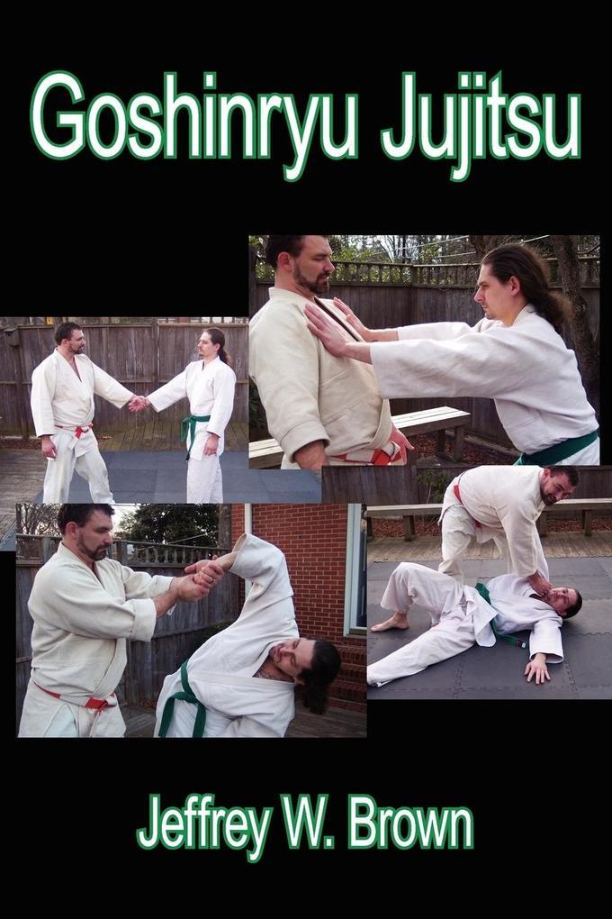 Goshinryu Jujitsu als Taschenbuch