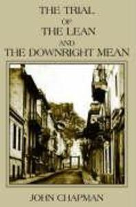 The Trial of the Lean and the Downright Mean als Buch
