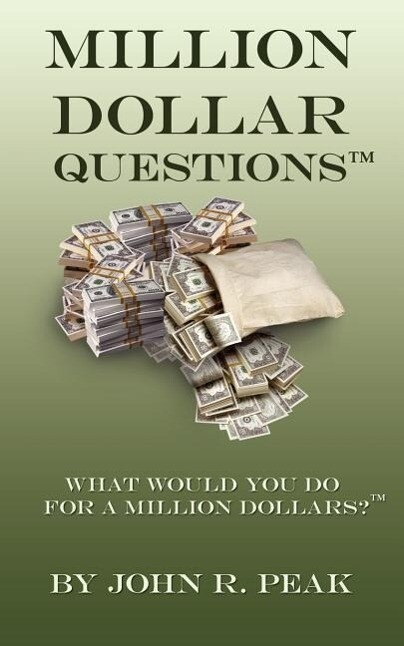 Million Dollar Questions: What Would You Do for a Million Dollars? als Taschenbuch