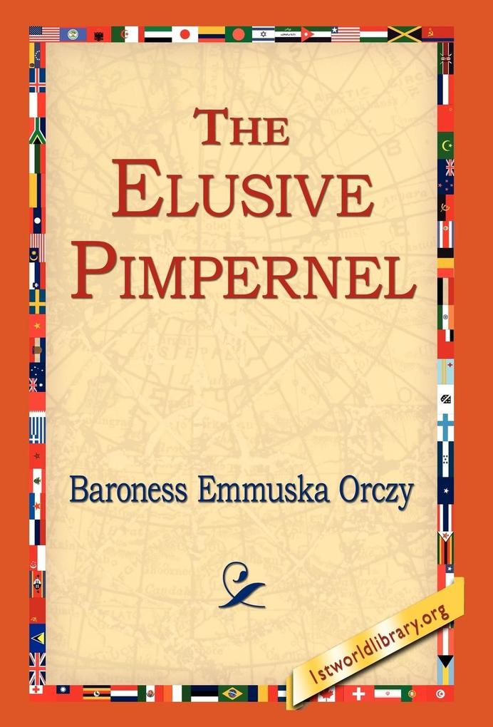 The Elusive Pimpernel als Buch