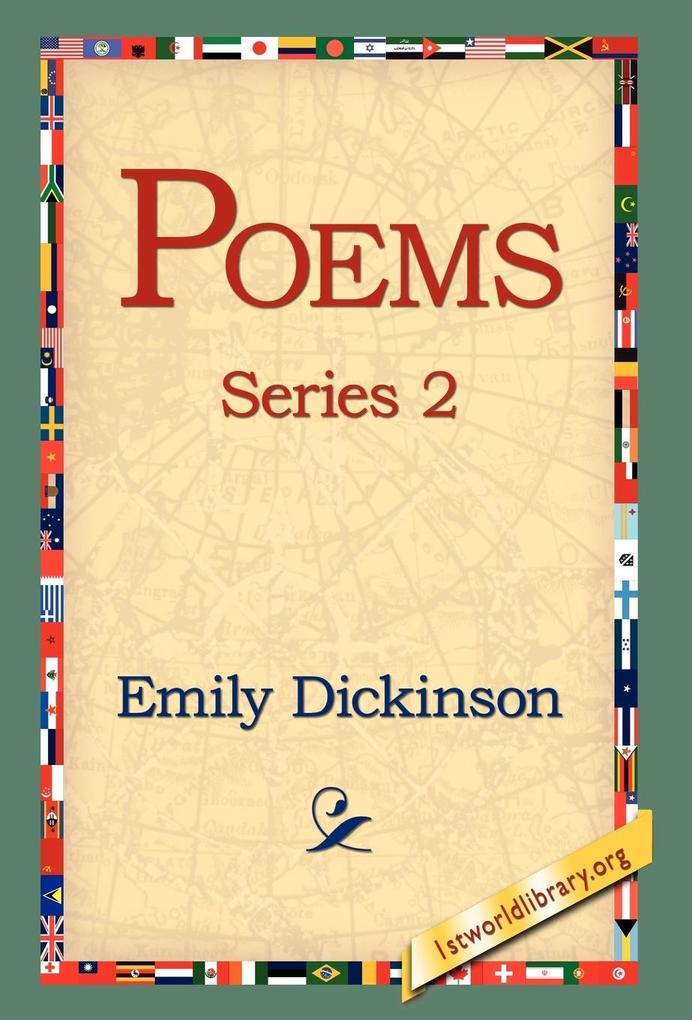 Poems, Series 2 als Buch