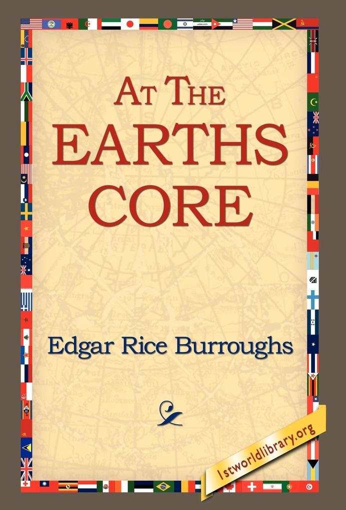 At the Earth's Core als Buch