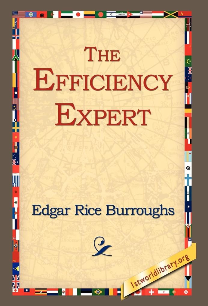 The Efficiency Expert als Buch