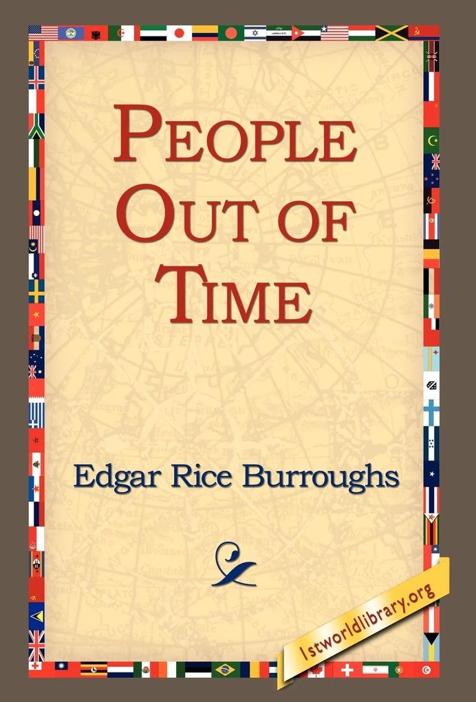People Out of Time als Buch