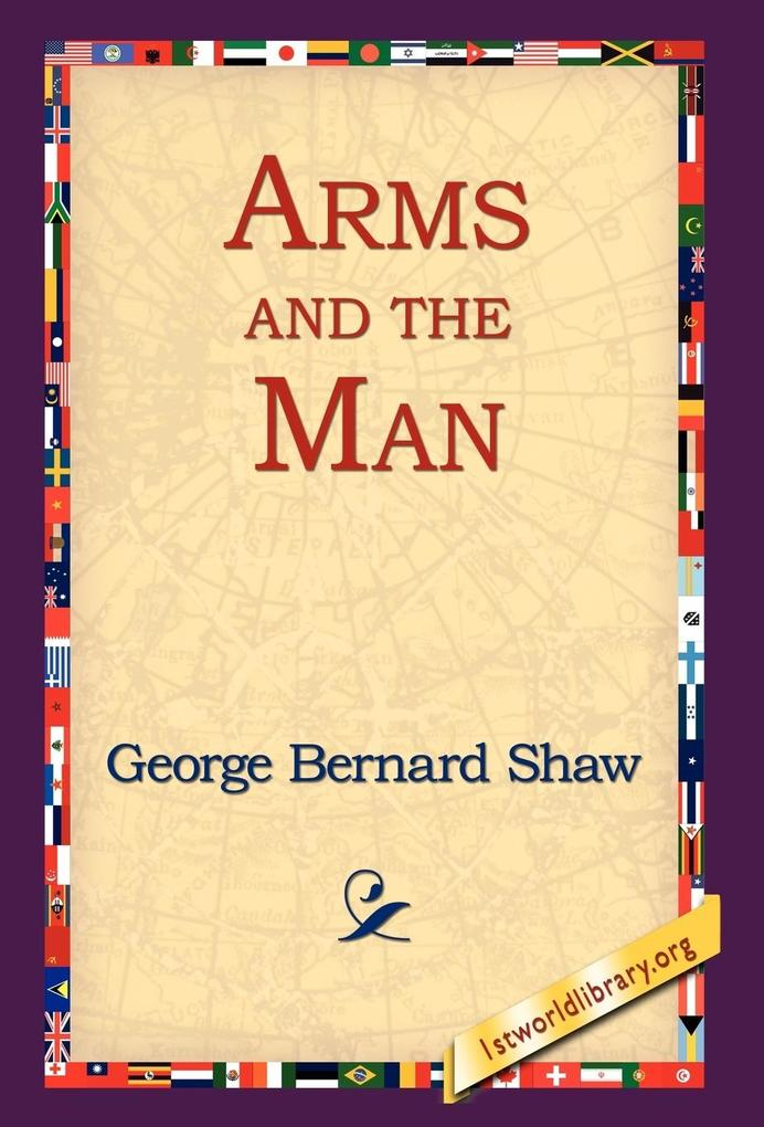 Arms and the Man als Buch
