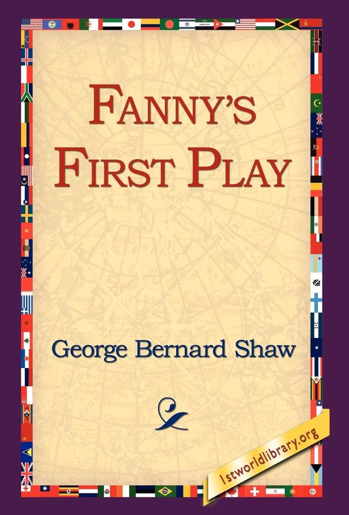 Fanny's First Play als Buch