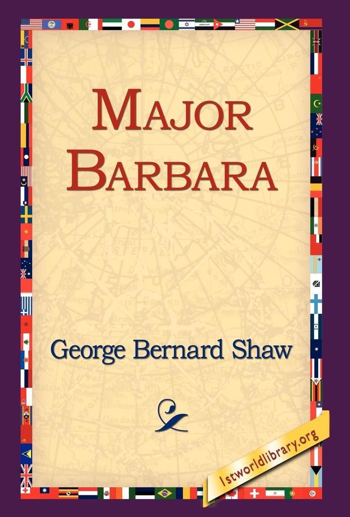 Major Barbara als Buch