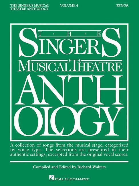 Singer's Musical Theatre Anthology - Volume 4: Tenor Book Only als Taschenbuch