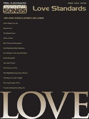 Essential Songs: Love Standards als Taschenbuch