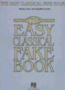 The Easy Classical Fake Book als Taschenbuch