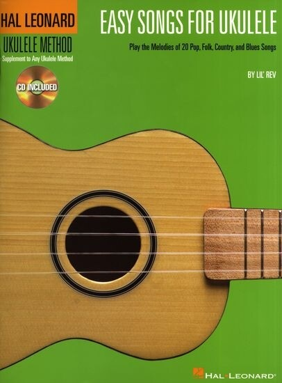 Easy Songs For Ukulele (Book/Online Audio) als Taschenbuch