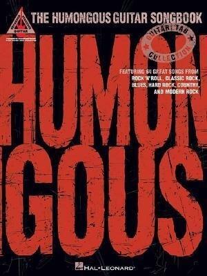 The Humongous Guitar Songbook als Taschenbuch
