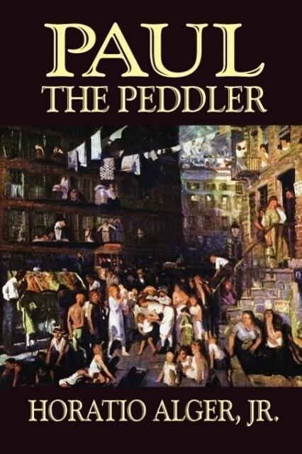 Paul the Peddler als Taschenbuch