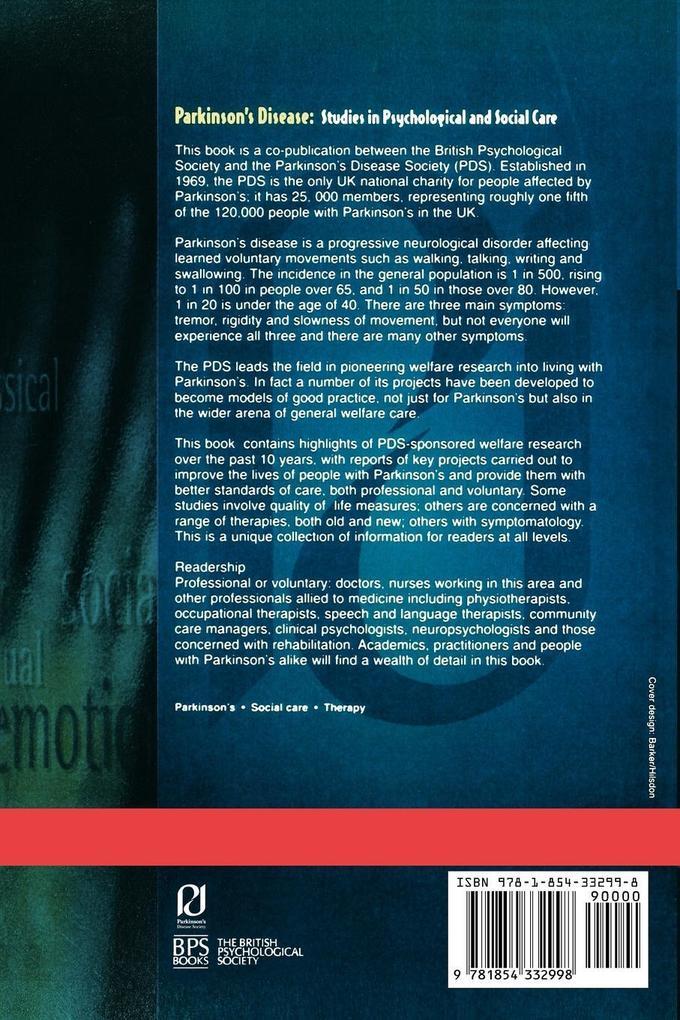 Parkinsons Disease als Taschenbuch