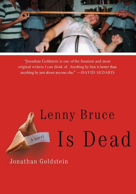 Lenny Bruce Is Dead als Taschenbuch