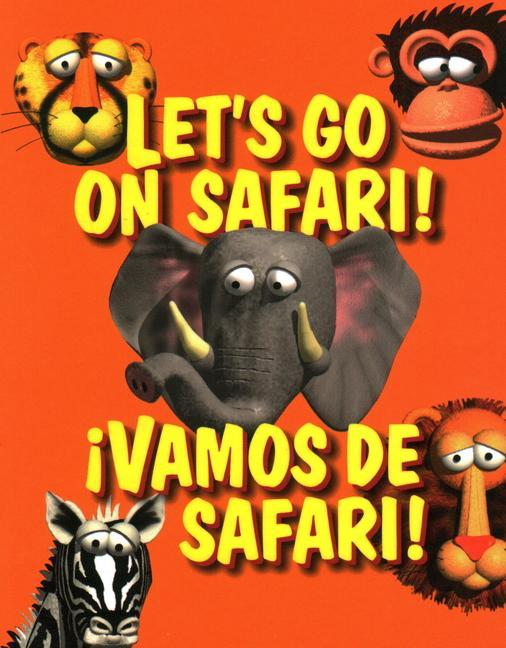 Let's Go on Safari!/Vamos de Safari! als Buch