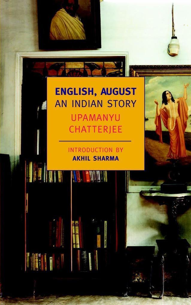 English, August: An Indian Story als Taschenbuch