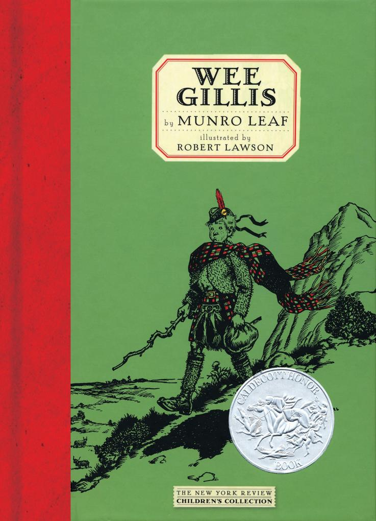 Wee Gillis als Taschenbuch