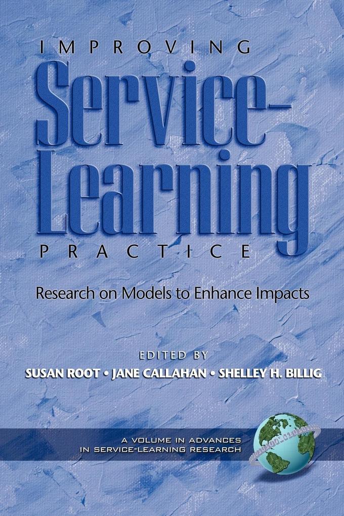Improving Service-Learning Practice als Taschenbuch