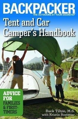 Tent and Car Camper's Handbook: Advice for Families & First-Timers als Taschenbuch