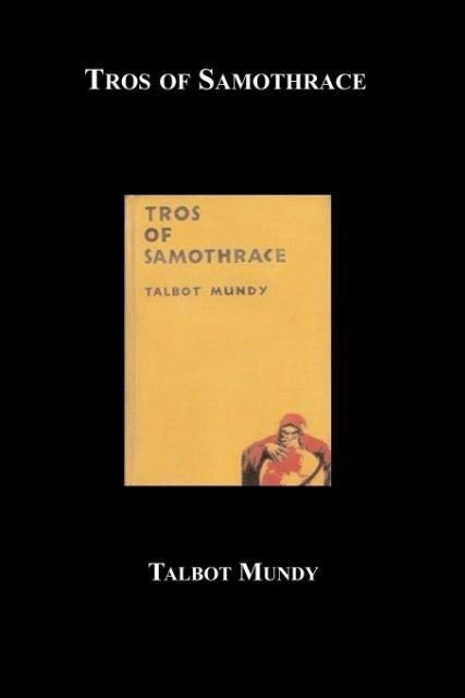 Tros of Samothrace als Taschenbuch