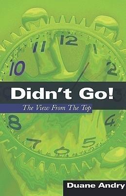 Didn't Go! als Taschenbuch
