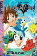 Kingdom Hearts als Taschenbuch