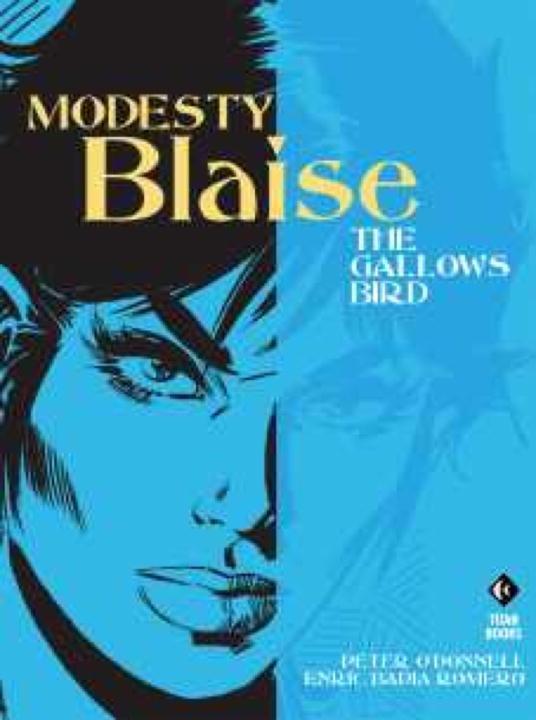 Modesty Blaise: The Gallows Bird als Taschenbuch