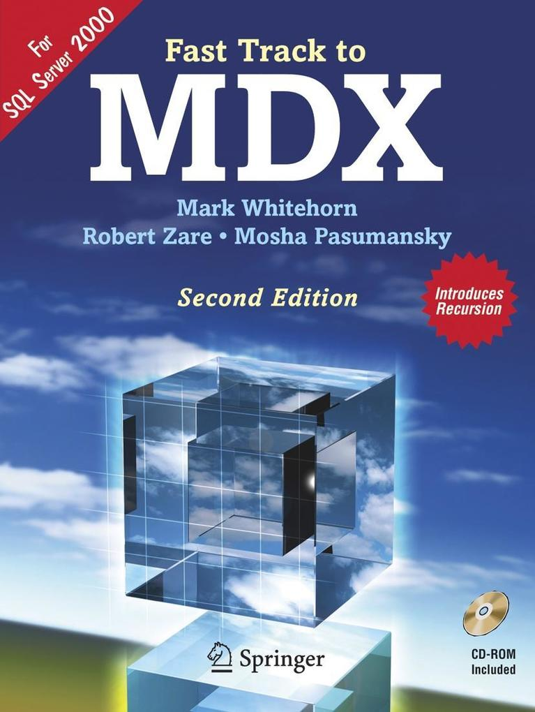 Fast Track to MDX als Buch