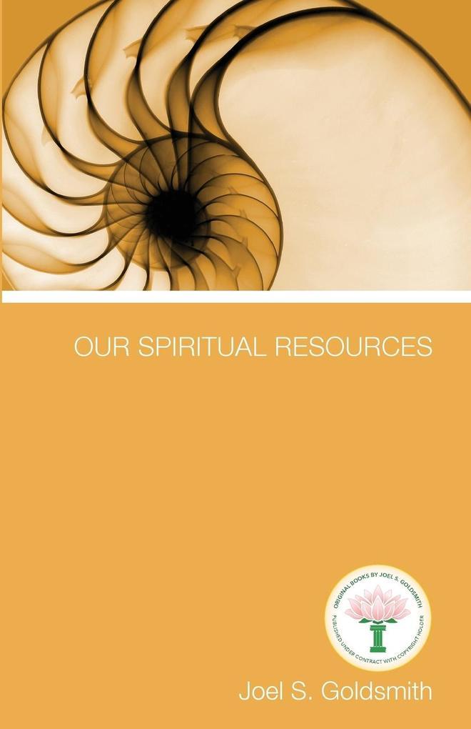 Our Spiritual Resources als Taschenbuch