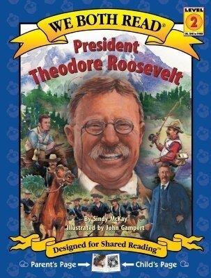 President Theodore Roosevelt als Buch