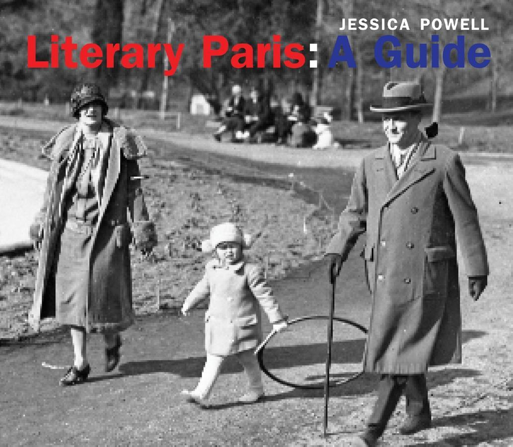Literary Paris: A Guide als Buch