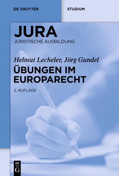 Übungen im Europarecht als Buch