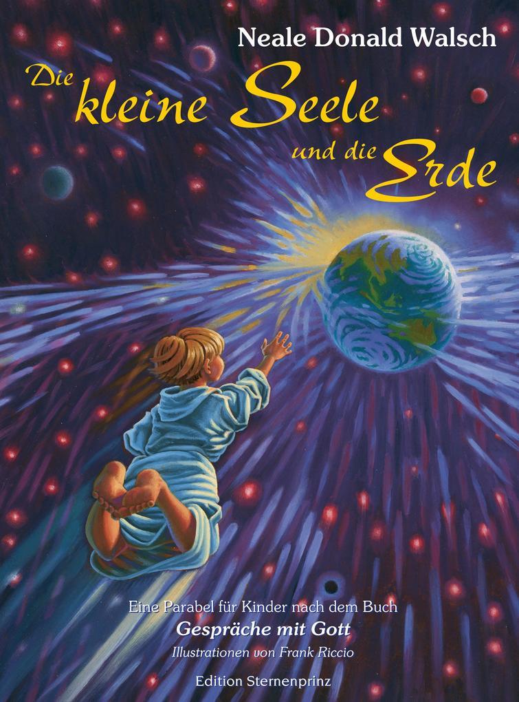 Die kleine Seele und die Erde als Buch