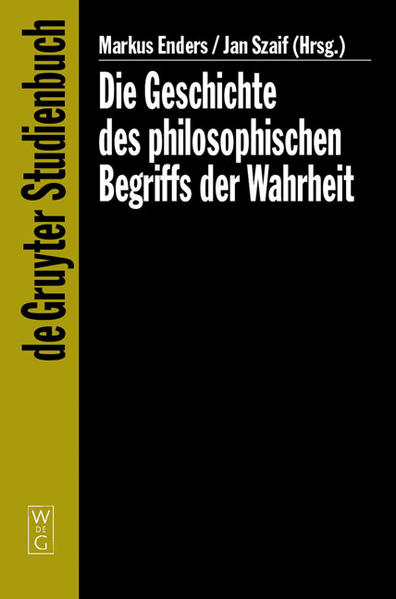 Die Geschichte des philosophischen Begriffs der Wahrheit als Buch