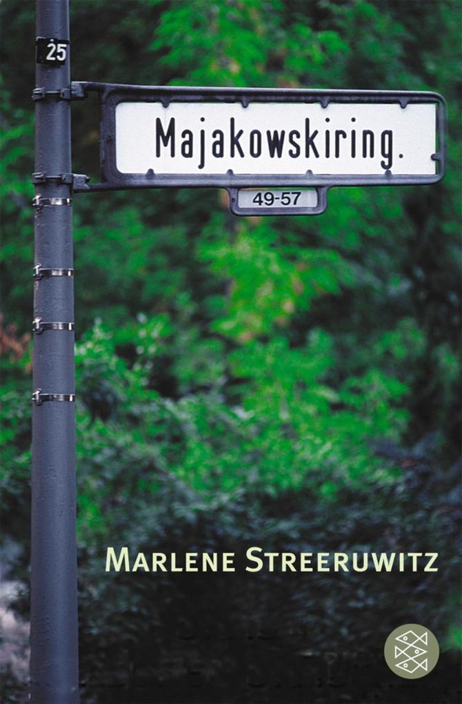 Majakowskiring als Buch