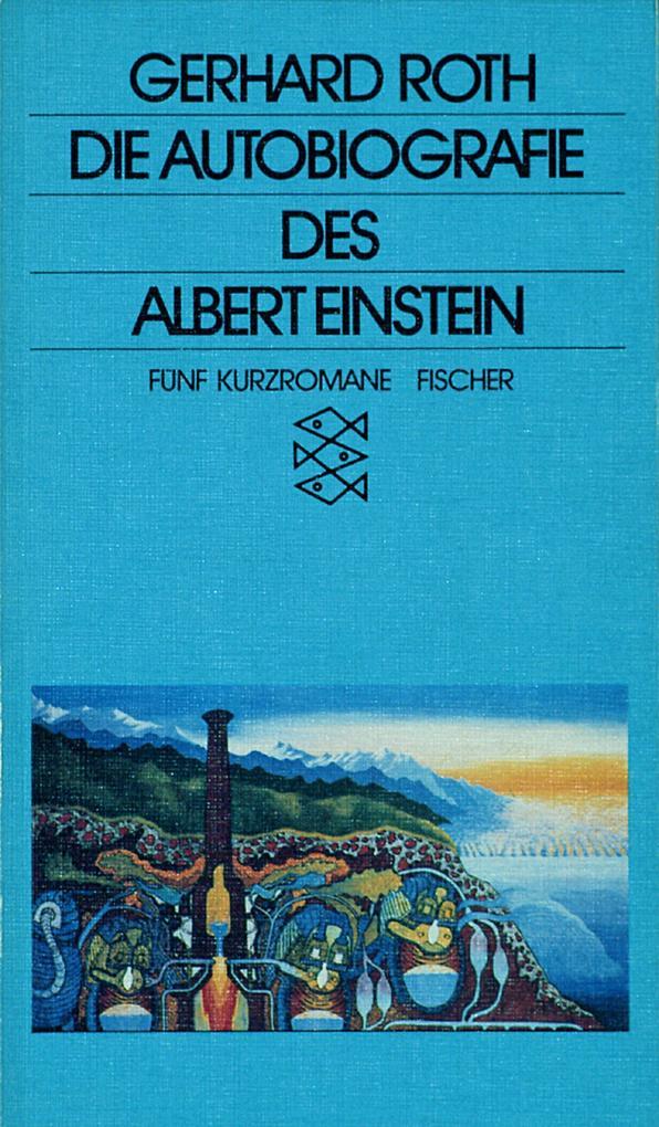 Die Autobiographie des Albert Einstein als Taschenbuch