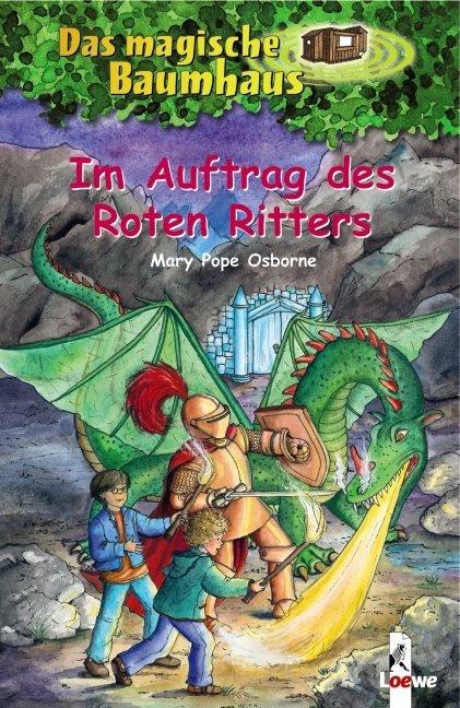 Das magische Baumhaus 27. Im Auftrag des Roten Ritters als Buch