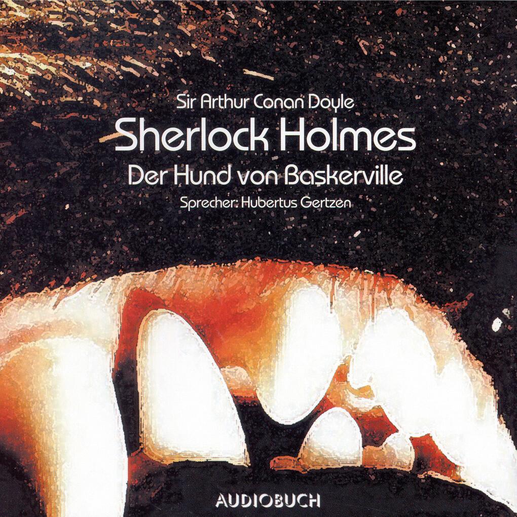 Sherlock Holmes - Der Hund von Baskerville als Hörbuch Download