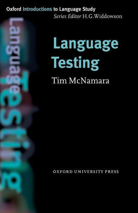Language Testing als Taschenbuch