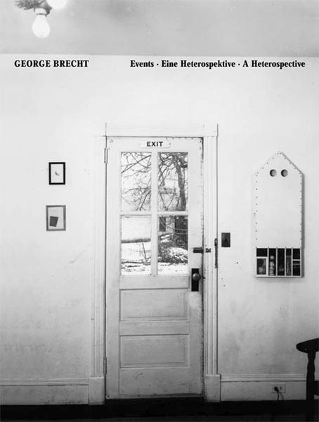 George Brecht. Events als Buch