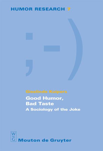Good Humor, Bad Taste als Buch