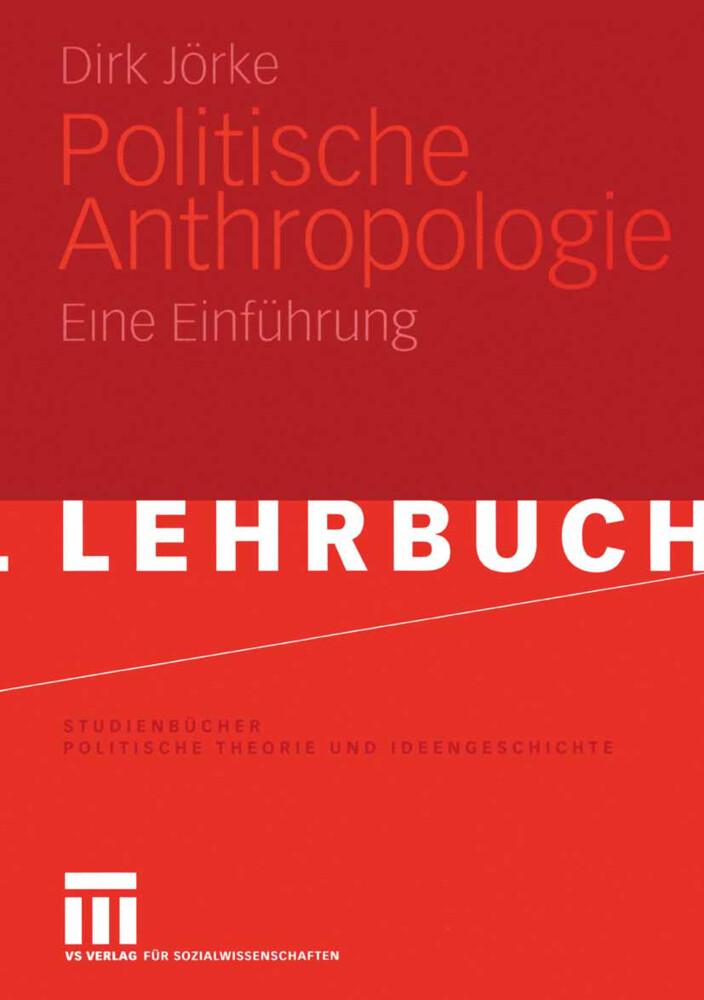 Politische Anthropologie als Buch