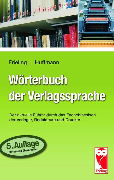Wörterbuch der Verlagssprache als Buch