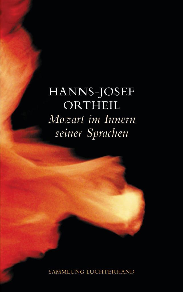 Mozart im Innern seiner Sprachen als Taschenbuch