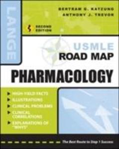 USMLE Road Map Pharmacology, Second Edition als Taschenbuch